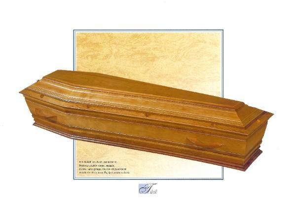Cercueil Talcé