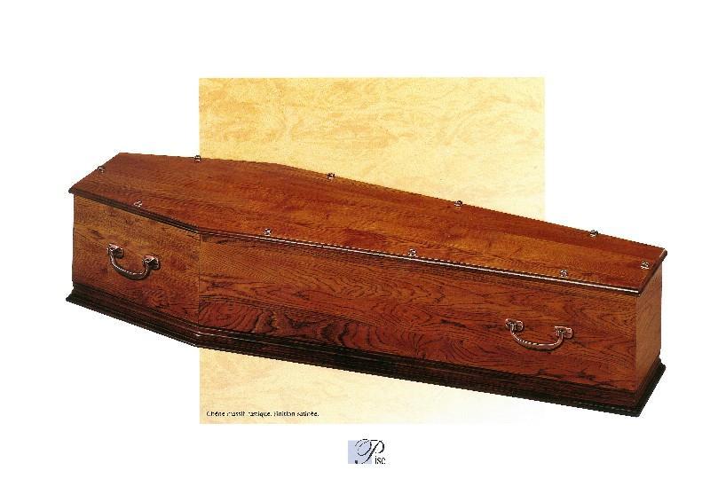 Cercueil Pise, Bois de Chêne