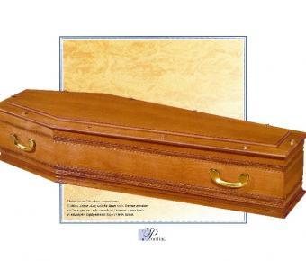 Cercueil Pontiac, Bois de Chêne