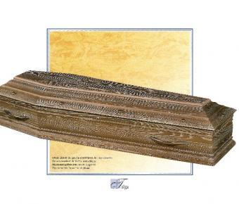 Cercueil Taïga, Bois de Frêne