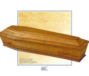 Cercueil Talcé, Bois de Pin