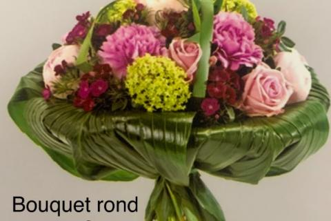 BOUQUETS ROND