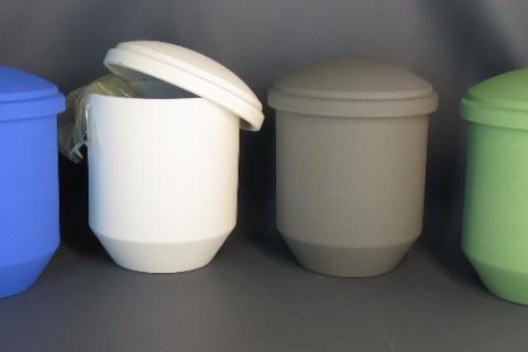 Urnes Funéraire Biodégradables